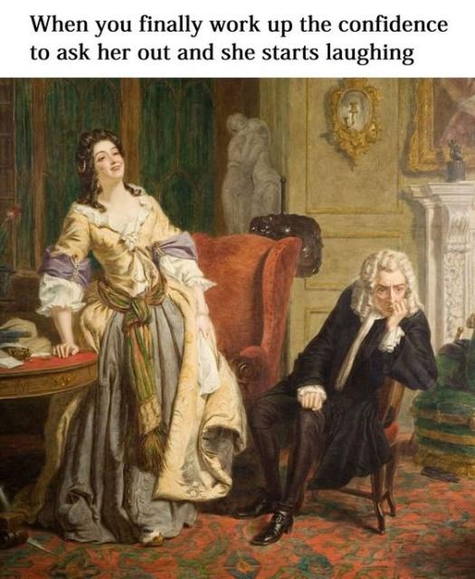 Classic Art Memes (21 pics)