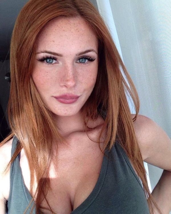 Girls With Freckles (27 pics)