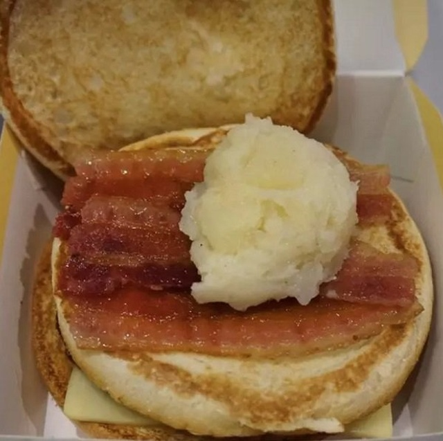 McDonald's Menu Items You Can't Get In The US (27 pics)