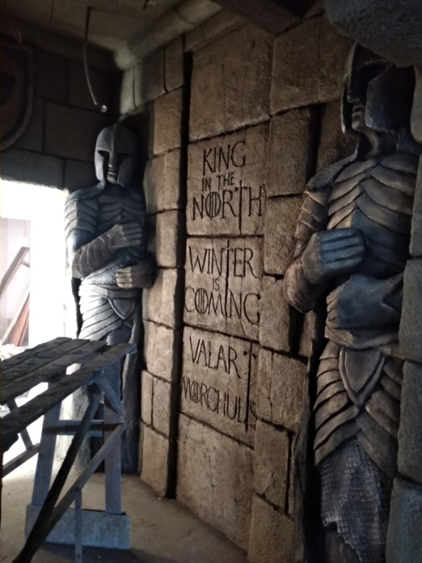 Game Of Thrones Room (11 pics)