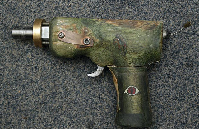 Home-made Guns (28 pics)