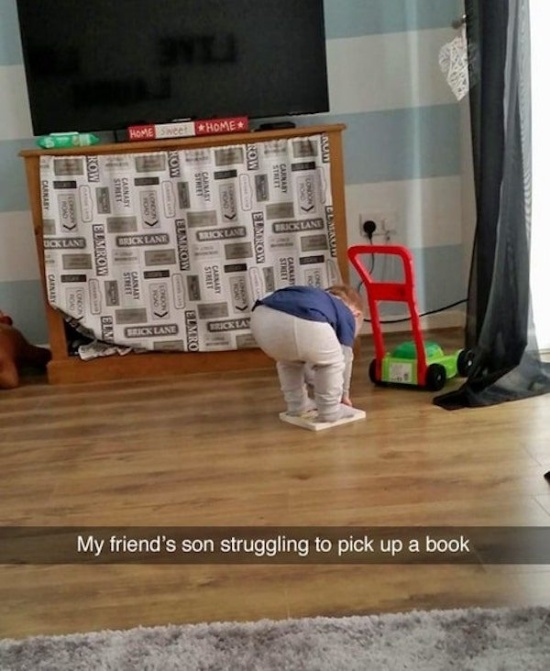 Kids Are Kids (22 pics)