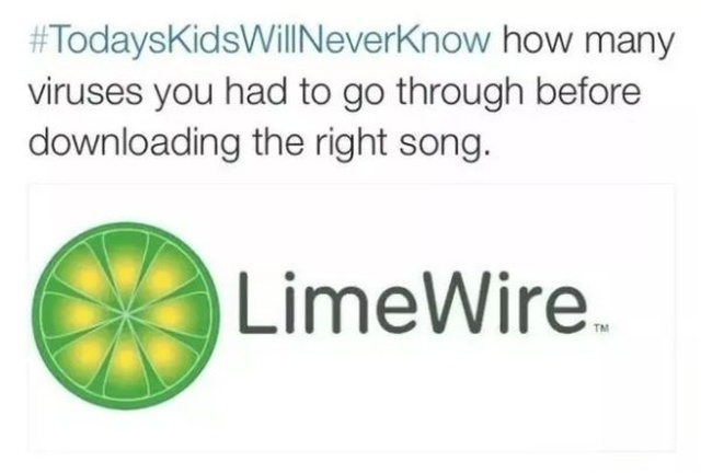 Growing Up In The 2000s (27 pics)