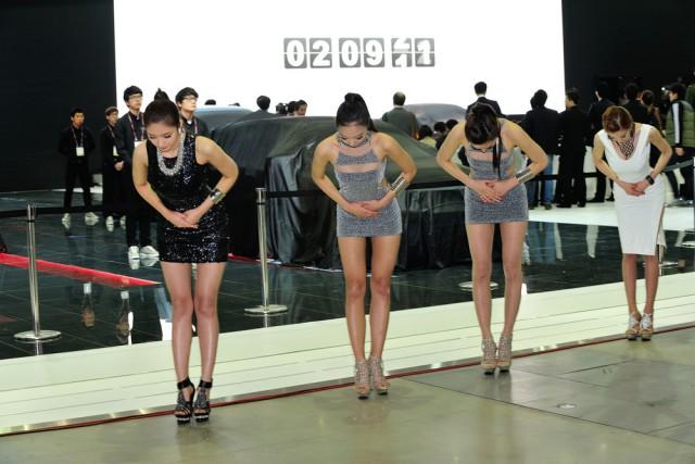 Hot Korean Girls (34 pics)