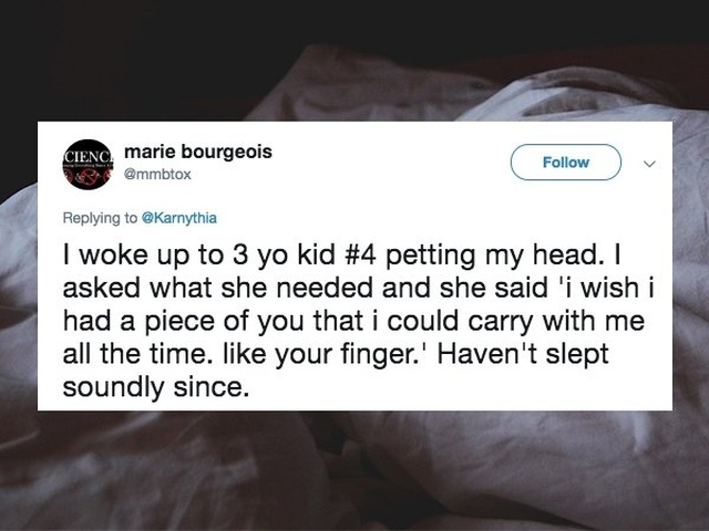 The Creepy Things Kids Say Are What Nightmares Are Made Of (19 pics)
