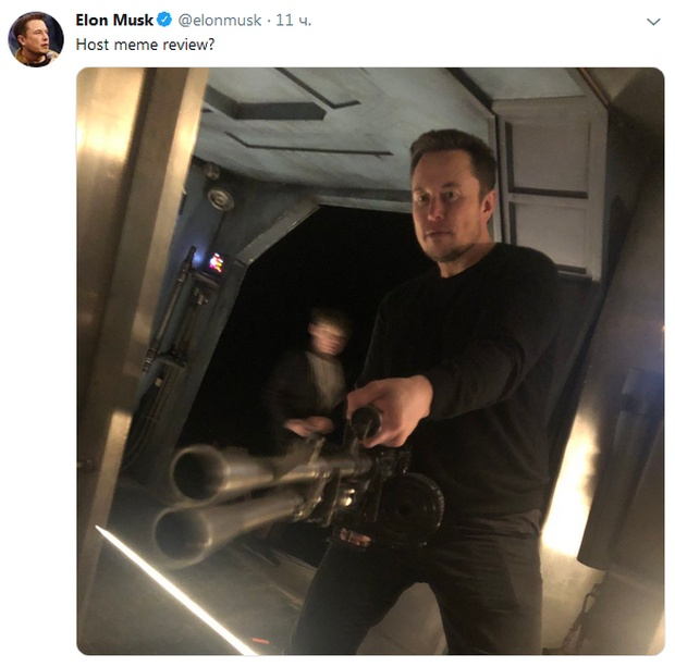 Elon Musk Wants To Host Pewdiepie's 'Meme Review' And Gets Photoshopped (13 pics)