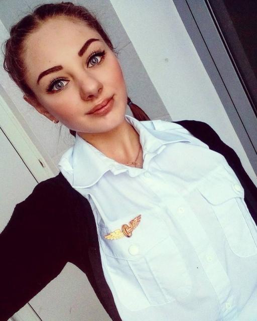 Cute Russian Railroad Female Workers (35 pics)