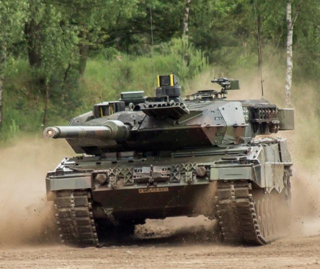 Germany's Leopard Tank (40 pics)