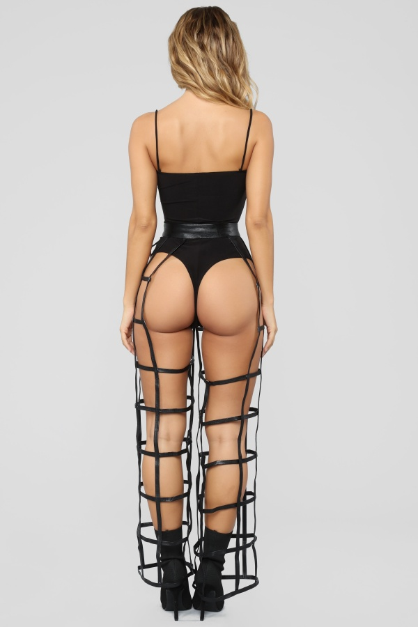 $50 Cage Trousers (5 pics)