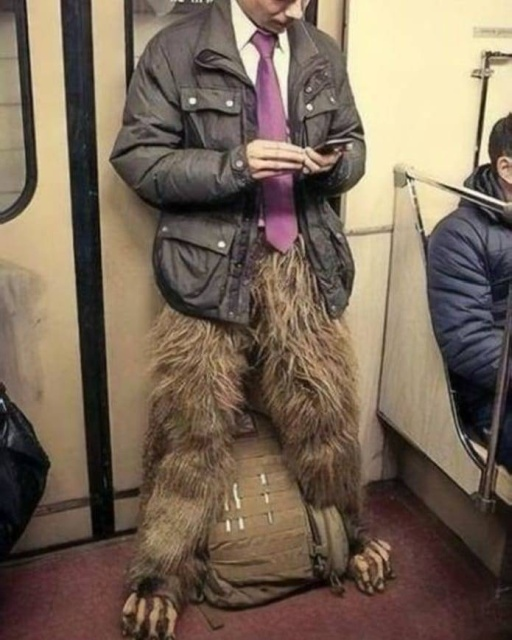 Unusual Fashion (22 pics)