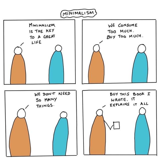 Minimalistic Comics (20 pics)