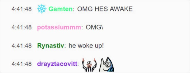 Falling Asleep On Stream Can Make You Popular (19 pics)