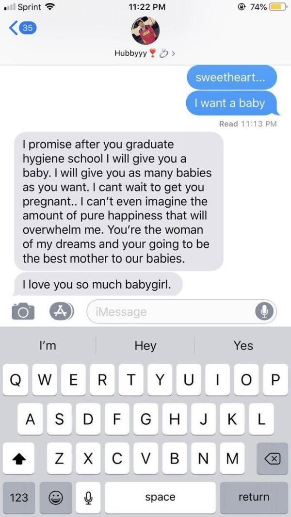 """I Want A Baby!"" Challenge (50 pics)"