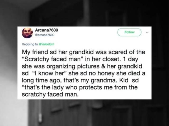 Creepy Things Said By Kids (19 pics)