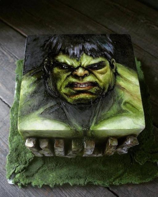 Awesome Cakes From Russia (34 pics)