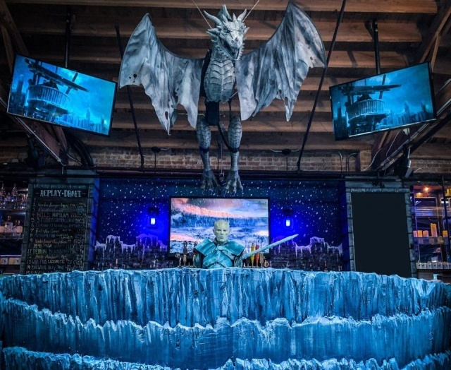 A New 'Game of Thrones' Pop Up Bar Is Coming To Chicago (7 pics)