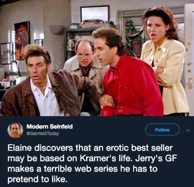 Modern Seinfeld Ideas Prove That The Show Really Is Timeless (29 pics)