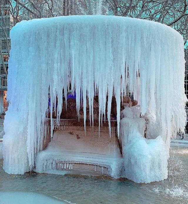 Polar Vortex 2019 (33 pics)