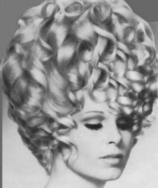 Retro Hairstyles (29 pics)
