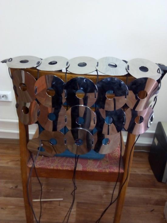 DIY Chain Armor (15 pics)