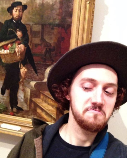 People Found Themselves In Art Museums (24 pics)