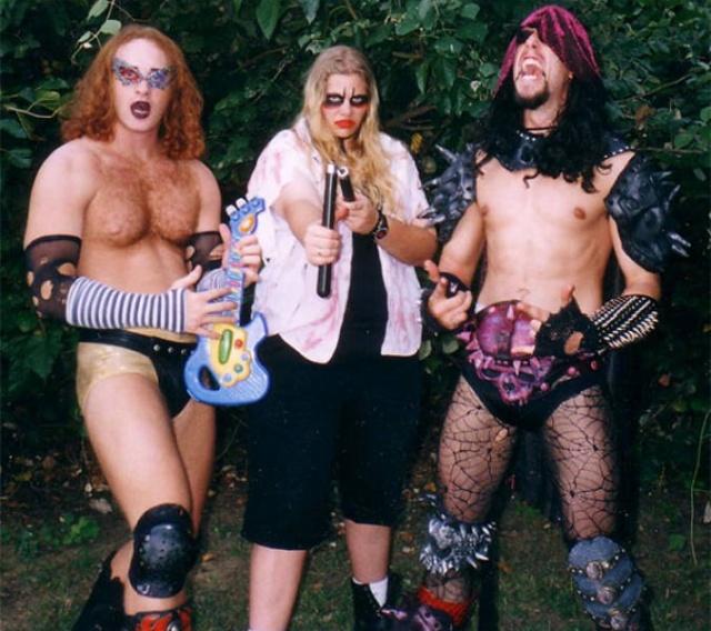 Funny Metal Bands (35 pics)