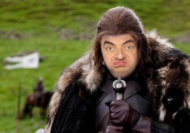 If Mr. Bean Was The Only Actor On Earth (22 pics)