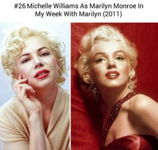 Actors And Actresses Who Nailed Their Historic Roles (28 pics)