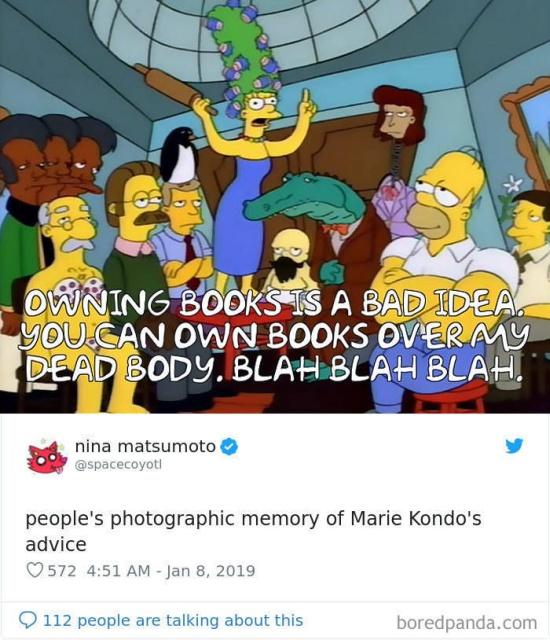 Marie Kondo Memes (57 pics)