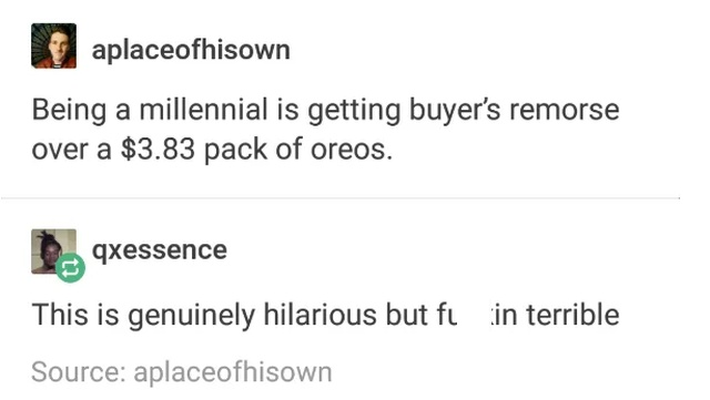 Millennials Are Just Like This (13 pics)