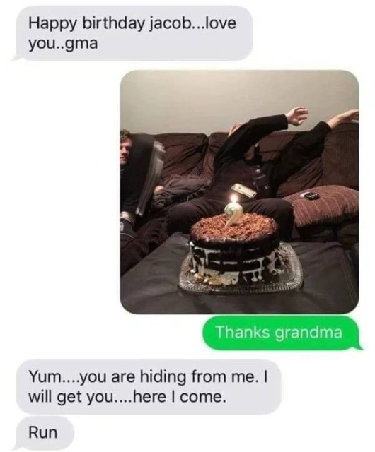 Old People Are Cool (27 pics)