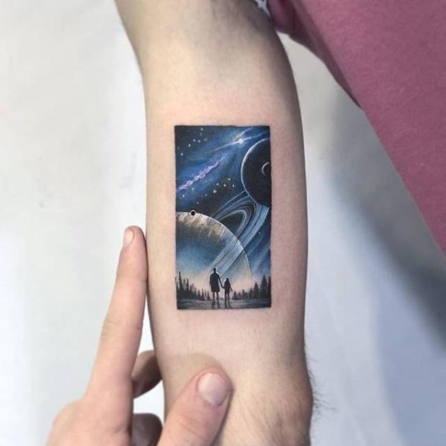 Beautiful Tattoos (28 pics)