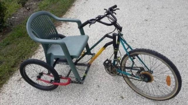 Strange Bicycles (30 pics)
