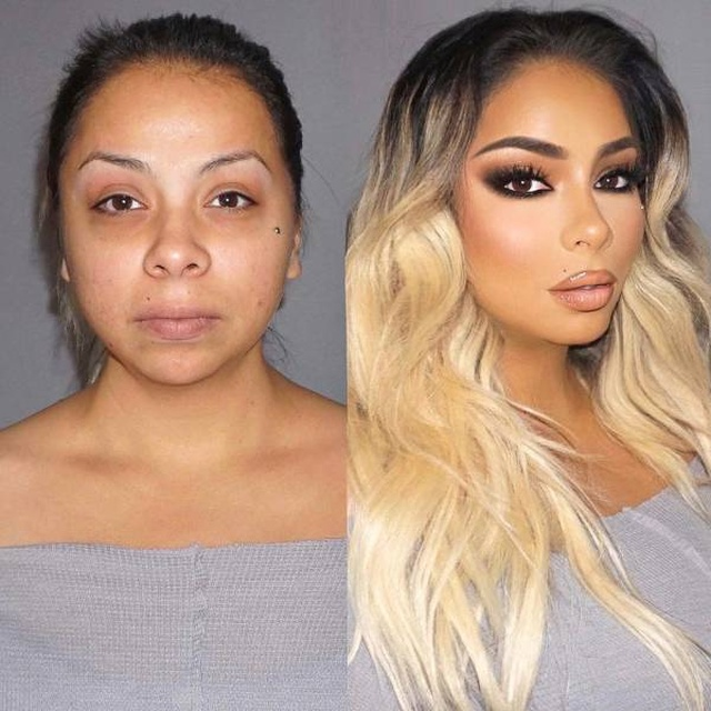 Power Of Makeup (19 pics)
