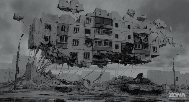 Dark Art By Russian Artist Alex Andreev (30 pics)