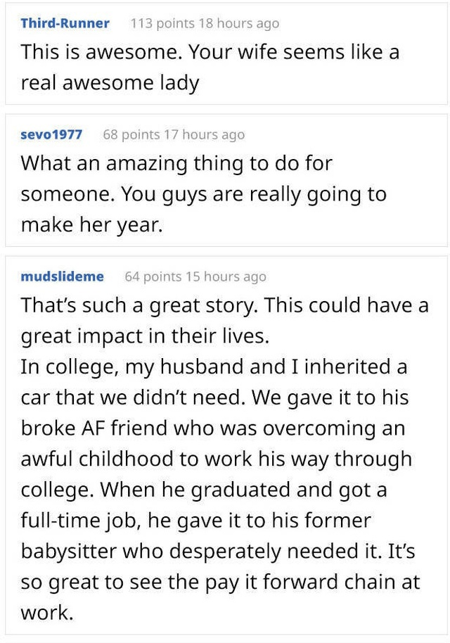 There Are So Many Good People In This World (17 pics)