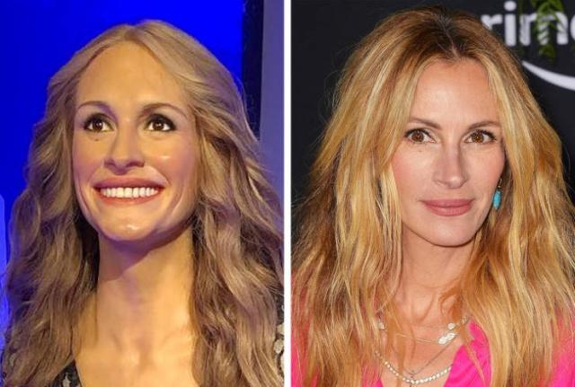 Not So Good Celebrity Wax Figures (21 pics)