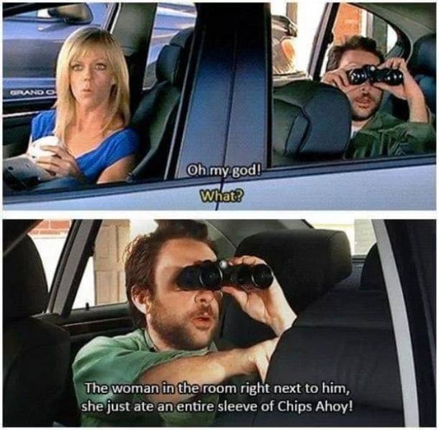"""It's Always Sunny"" Wherever These Scenes Are (27 pics)"