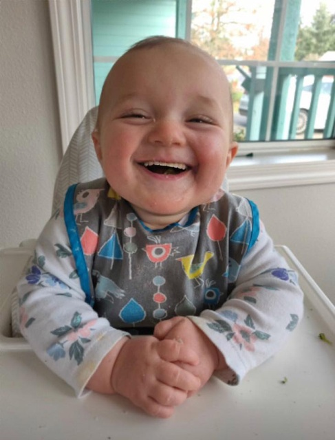 Babies With Grown-Up Teeth Look Scary (15 pics)