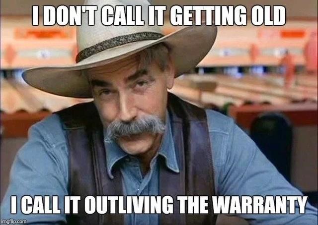 Getting Old Sucks (29 pics)