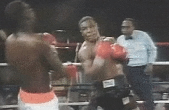 Mike Tyson's Knockouts (15 gifs)