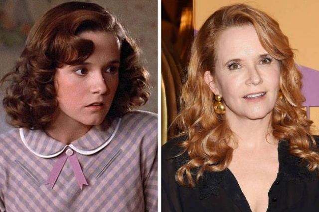 How Movie Stars From Our Past Look Now (25 pics)