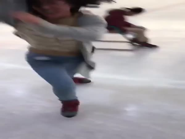 Ice Skating Is Dangerous