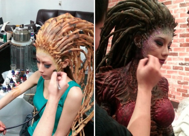 Amazing Kerrigan Cosplay (21 pics)