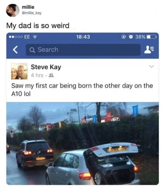 Dads Are Cool (21 pics)