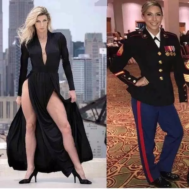 Girls In And Out Of Uniform (30 pics)