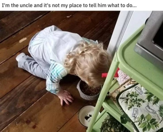 Sometimes Kids Can Be Not So Smart (25 pics)