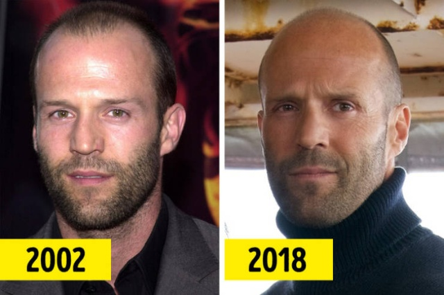 Male Celebs Who Only Look Better With Age (16 pics)