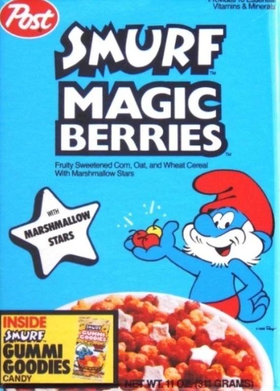 Cereal Nostalgia (20 pics)