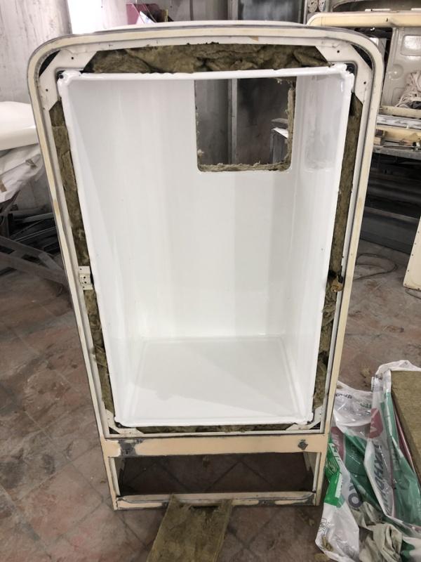 Refrigerator Restoration (13 pics)